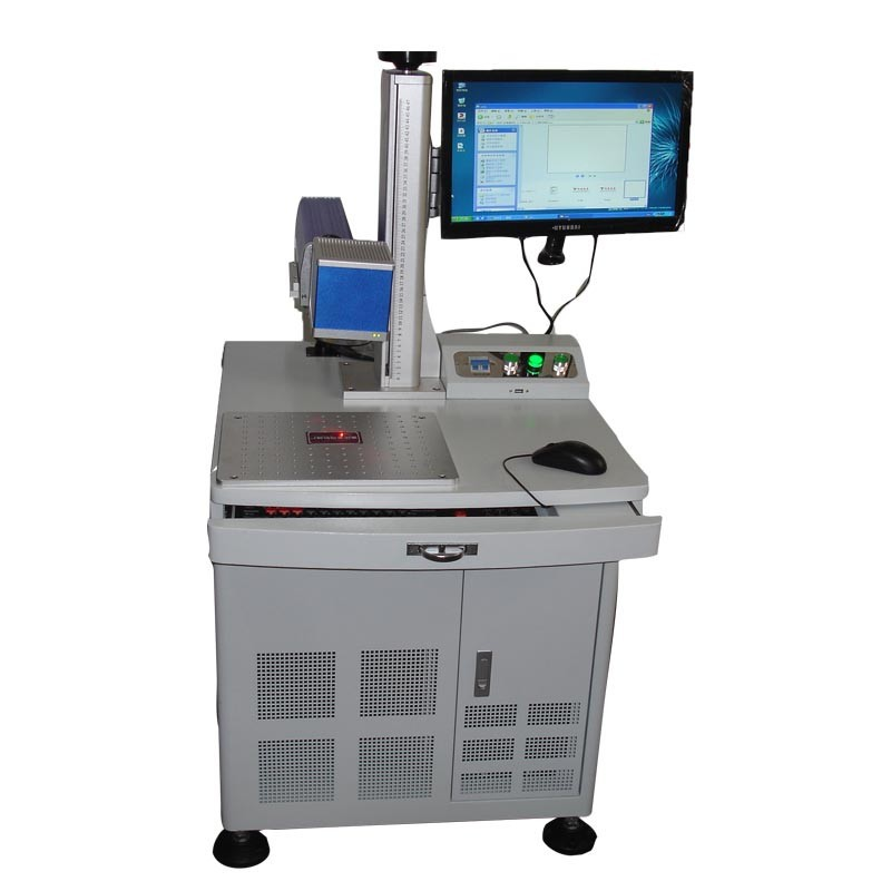 Desktop Digital Security Seals Laser Printing Machine