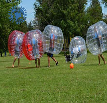 PVC Best Quality Body Zorb Ball Bubble Soccer Inflatable Loopy Ball Bumper Ball For adult