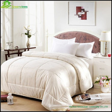 Wool polyester cheaper quilt for home hotel Quality Competitive Price Home Useful Cheap Bed Quilt wool comforter GVNNJ0010
