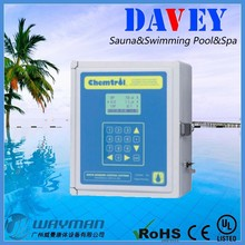 swimming pool and spa pool water controller,portable automatic pool water controller