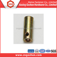 Steel zinc-plated Pipe nut,non-standard nut
