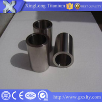 Factory supply best price high quality astm b338 gr2 seamless titanium pipe
