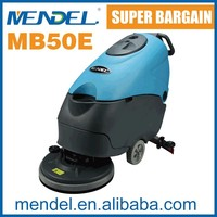 MB50 single brush Auto small electric floor sweeper