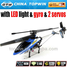 2.4G 3.5ch single propeller rc passenger helicopters