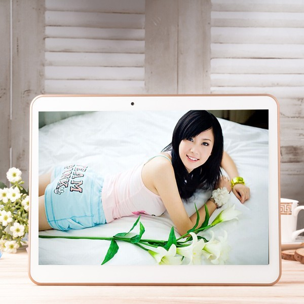 10.1 Inch Tablet PC with 3G WCDMA  IPS Screen 1280*800 1GB+16GB Bluetooth GPS