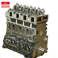 China cheap 4BG1 engine long block assy 4.6L generator diesel engine for sale