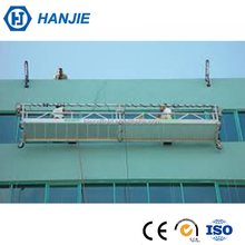 Window cleaning safety suspended acess platform/sky climber