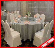 wholesale ivory/white cheap wedding chair covers