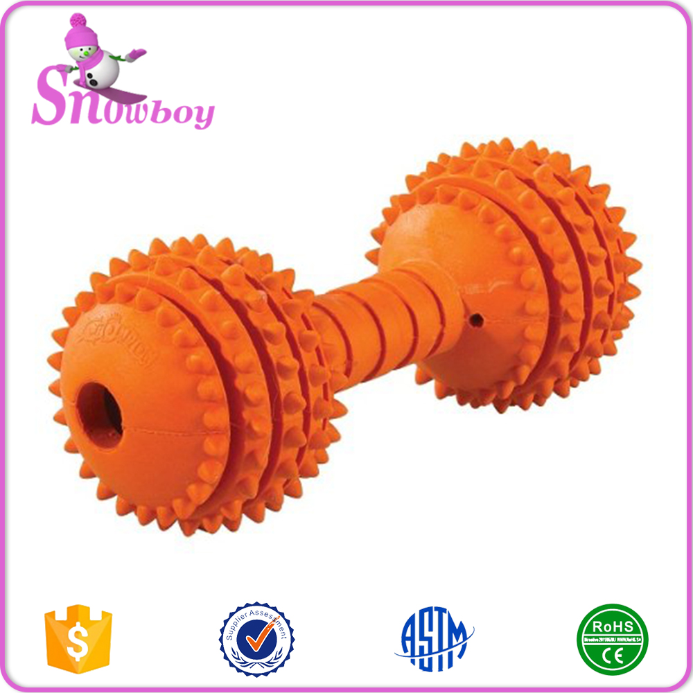 Pet Dog Rubber Chew Toy