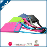 High quality designer polyester tablet shoulder bag