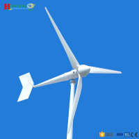 hybrid solar and wind 5kw ,high efficiency,low start wind speed,solar hybrid wind turbine 5kw 20 years lifelong