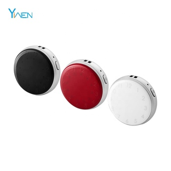 Yiwen Free Lifetime GPS Tracking Software Phone APP PC Webpage Platform Access Mini Children Personal GPS Tracker Necklace GA12
