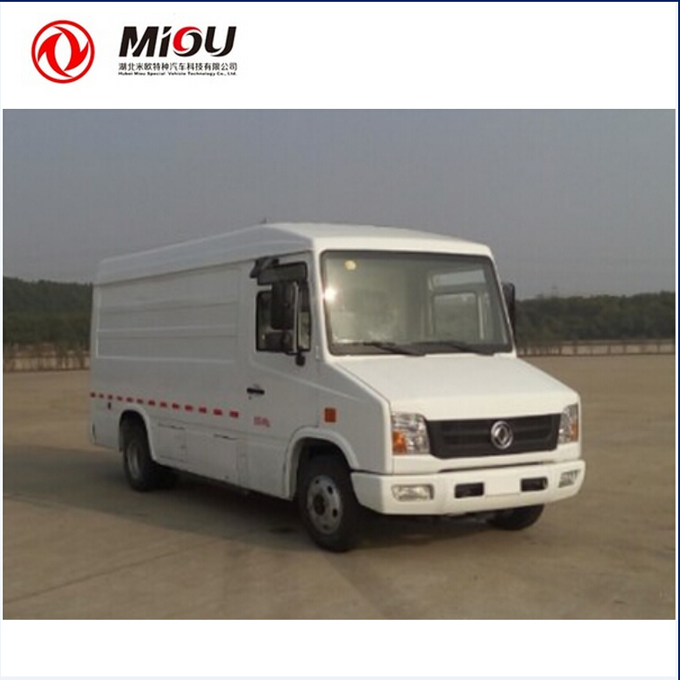 City Logistics Transportation electric vehicle van 4.5T car electric truck for sale
