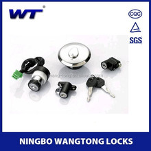 WT08-001 yamaha motorcycle flush lock