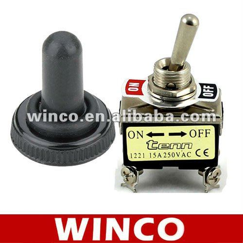 On Off Waterproof Oiltight Toggle Switch