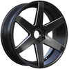 China Manufacturers 5 Hole and 24 inch Diameter 5X115-150 wheels rim (ZW-J6012)