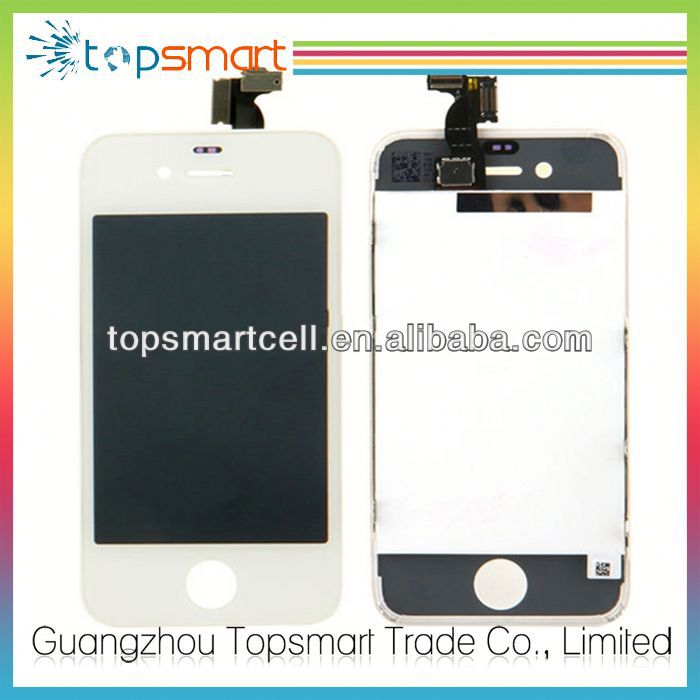 Accept Paypal lcd assembly for iphone 4gs