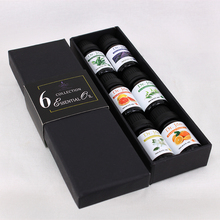 Private label natural extract calming skin pure essential oil set