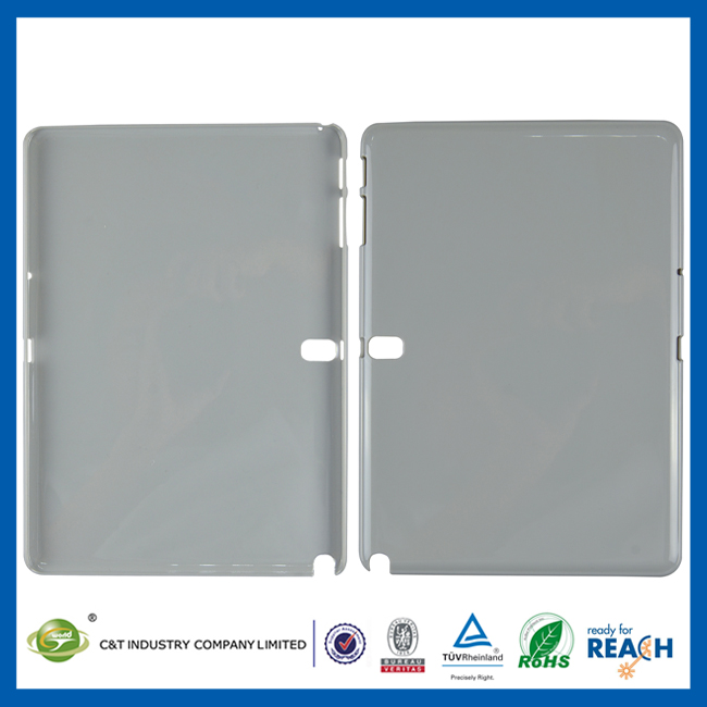C&T Pure pc hard case for samsung galaxy note 10.1 2014 edition