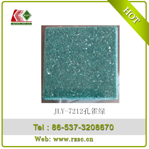 high quality pure acrylic solid surface artificial green wall
