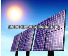 Ganghang 250W Solar Panel Solar Cell With TUV,CE,SGS,CEC,IEC,ISO,OHSAS,CHUBB Approval Standard Top Supplier FREE Antidumping TAX