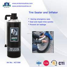 Tire Sealer & Inflator For Tire Seal and Repair