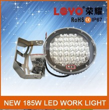 ARB 185w high power black led work light, 5w chip led led driving light, led work light for car
