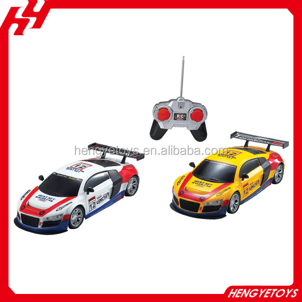 2014 HOT sale 1:18 4 channel rc electric starter for sale cheap with light BT-002421