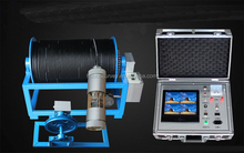 Dual Camera Borehole and Bore Wall Inspection Camera System Water Well Inspection Camera