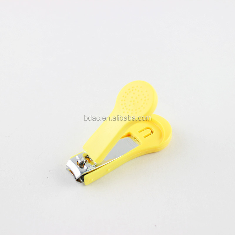 personal care stainless steel Grip Handled toe nail cutter