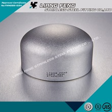 Fitting Name And Part Stainless Steel Butt Weld Welding Formula Food Grade Tube 4 Inch Galvanized End Pipe Cap