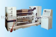Label Stock Slitting Rewinding Machine