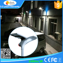 2260lm-3000lm Solar Power LED Outdoor Street Path Garden Home Lighting System with Mono Panel