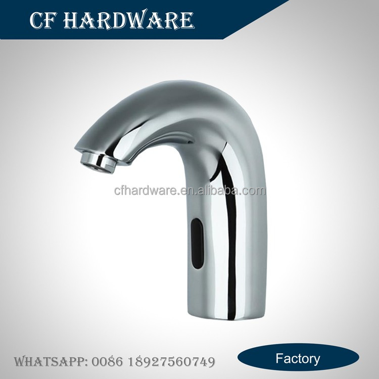 China supplier brass restaurant washroom sensor tap