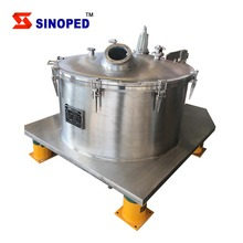 Flat-Top Discharging Automatic Centrifuges For Pharmaceutical Industry separation
