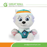 Alibaba Smart Fabric Plush Dog Toy