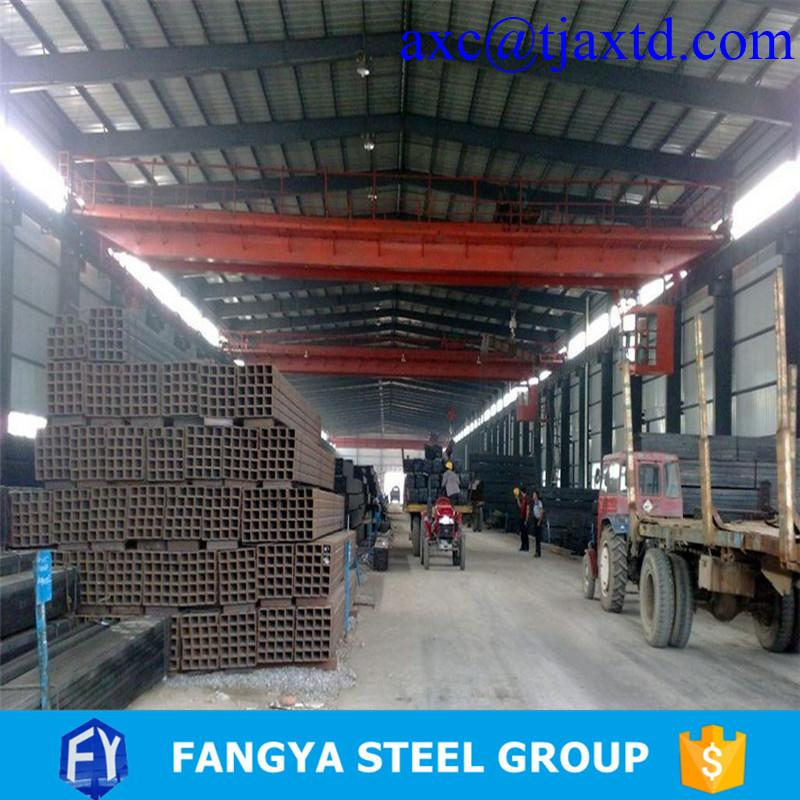High Quality ! ms square pipe s355 price heavy gauge rectangular steel tube