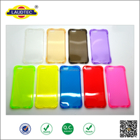 Air cushion Shock proof TPU gel bumper case cover for iPhone 4 5 5S 5C 6 6 plus