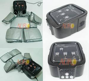 Au-7005 Infrared pressotherapy /pressotherapy suit /air pressotherapy and infrared loss weight beauty machine