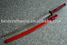 1060 High Carbon Steel Kanata Sword Craft
