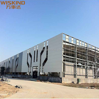 Ligjht weight Steel structure warehouse