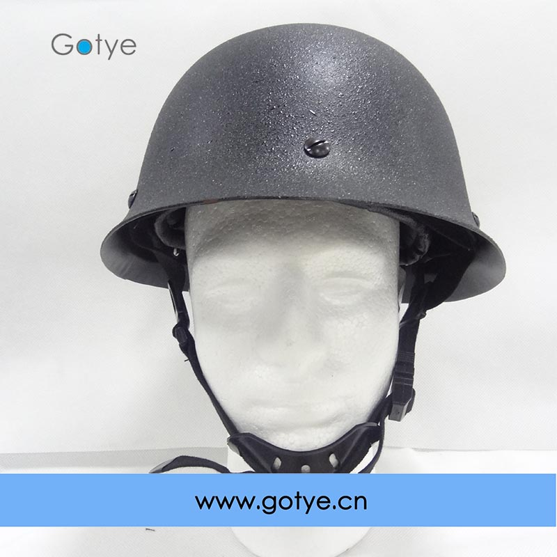 Military Steel Helmet With Bulletproof