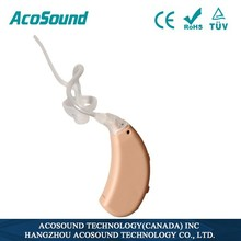 Hangtzhou AcoSound Acomate 220 OF Hearing Aid tube CE Approved china hearing aids for Deaf Ear