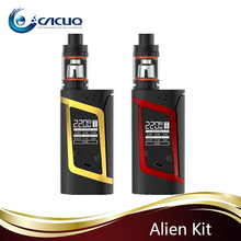 New product 100% authentic SMOK Alien Kit With 220W Alien mod Kit