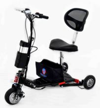 CE Approved Electric Power Mobility Handicapped Three Wheel Scooter 350W