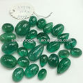 #HZZZ Natural Multi Shape Cabs Loose Gemstone Emerald