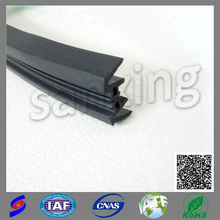 10 years experience glazing channel window rubber seal