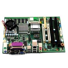 Fully integrated ISA slot motherboard with celeron M processor