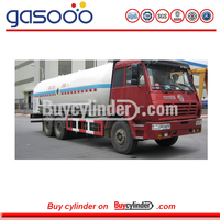 Liquid Nitrogen Truck for Sale Made in China