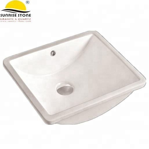 UPC Ceramic Bathroom Vanity Sink